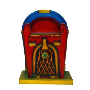 Colourful Jukebox Prop-0