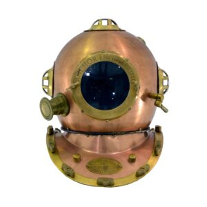 Deep Sea Diving Helmet - Circa 1921
