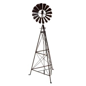 Metal Windmill - 1200mm High