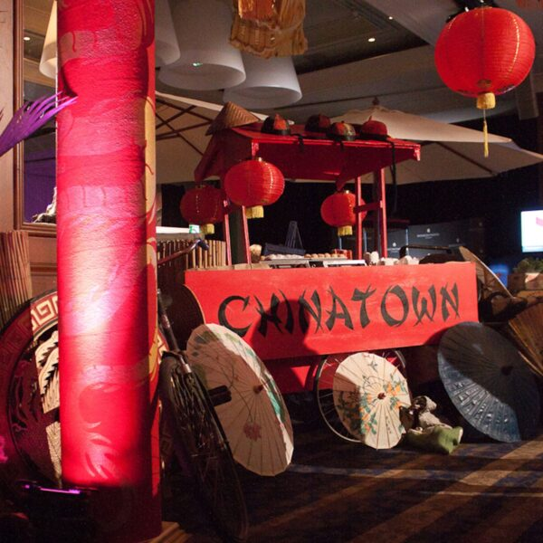 Cart 2 - Asian Food Cart