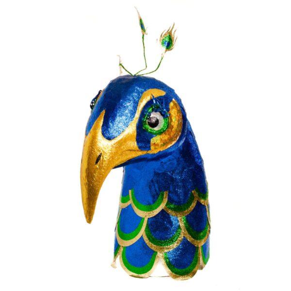 Giant Peacock Head-0
