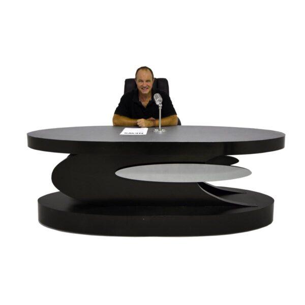 Presenter's Desk