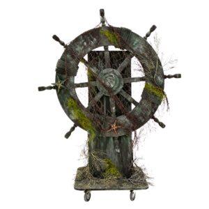 Ghost Ships Wheel-0