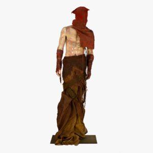 Shirtless Shaman Horror Figure-0