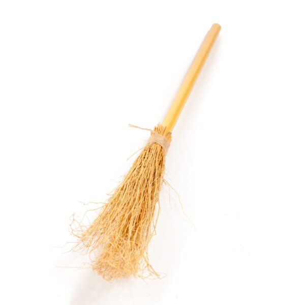 Straw Broom-10797