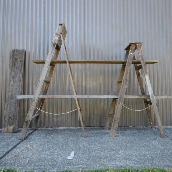 Ladders and Planks