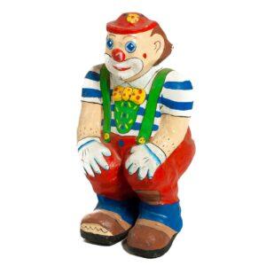 Small Clown Statue