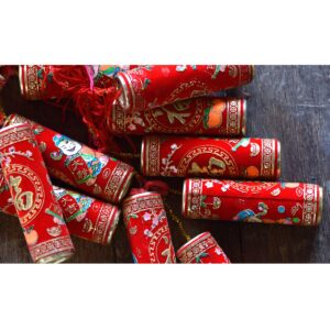 Chinese Ornamental Fire Crackers