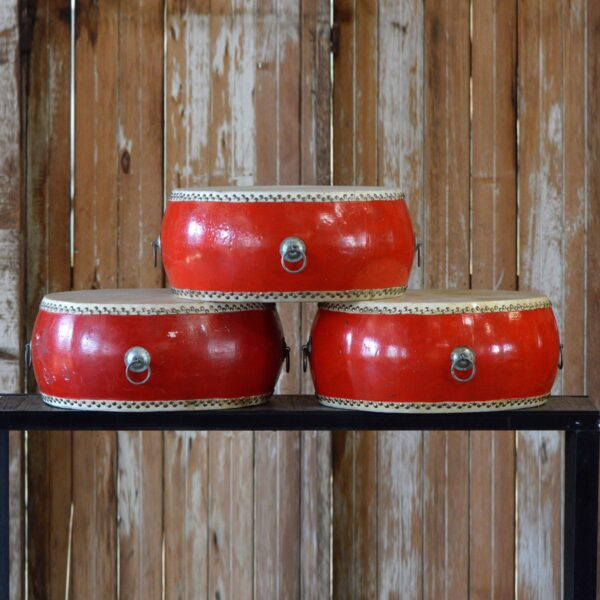 Chinese Ceremonial Drums