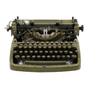 Typewriter - Circa 1950's-0