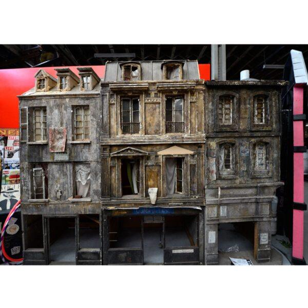 Parisian Buildings - Set Pieces