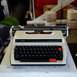 Sears Manual Typewriter