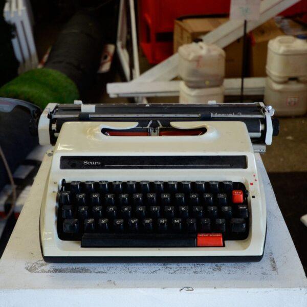 Sears Manual Typewriter
