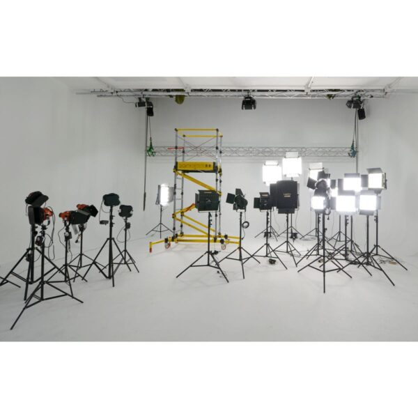 Assorted Studio Lights for hire - Sydney Prop Specialists
