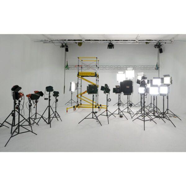 Assorted Studio Lights