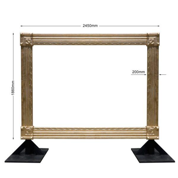 Large Gold Frame