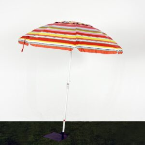 Beach Umbrella, Multi-coloured
