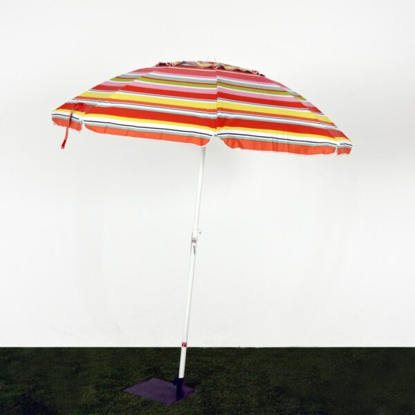 Beach Umbrella, Multi-coloured