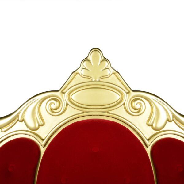 Throne 11 - Deluxe Santa Throne