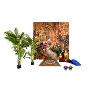 Arabian Moroccan Prop Package 01