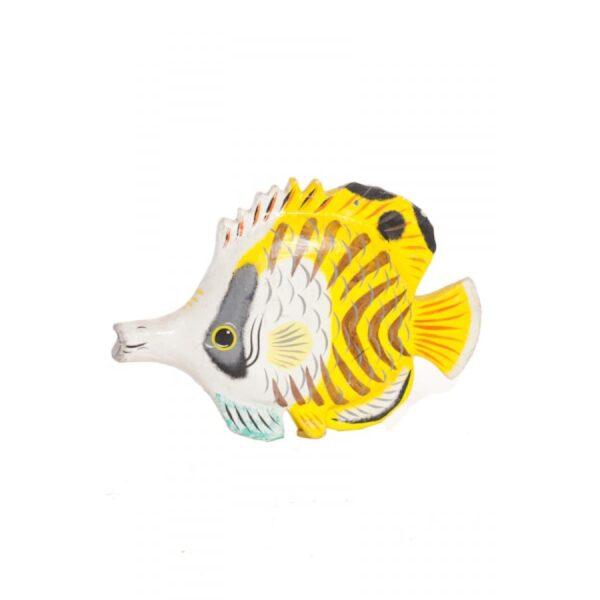 1 x medium fish fibreglass FISHCOLT