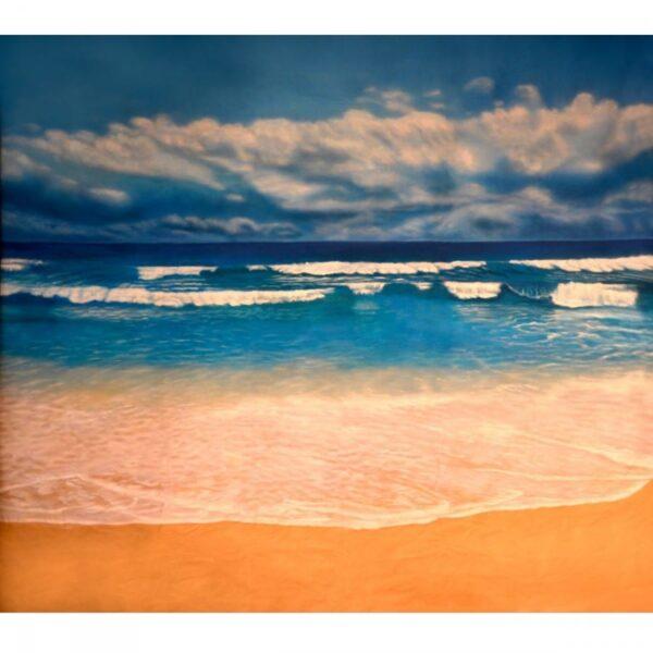Perfect Beach Backdrop BD–0029 Size: 4m x 3.6m