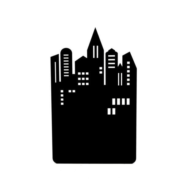 1 x building/cityscape CITYSCAP (1 piece only)