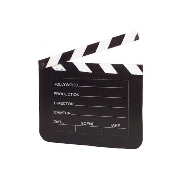 1 x small director's clapper board CLAPPSML