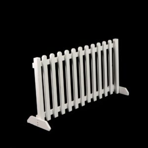 Small White Picket Fence