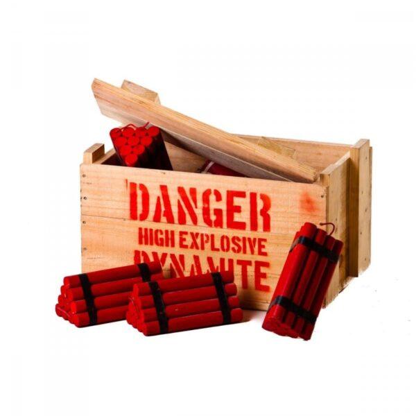 1 x stick of dynamite DYNAMITE