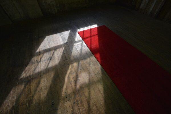 VIP Red Carpet Runner - 3.6m Long-18412