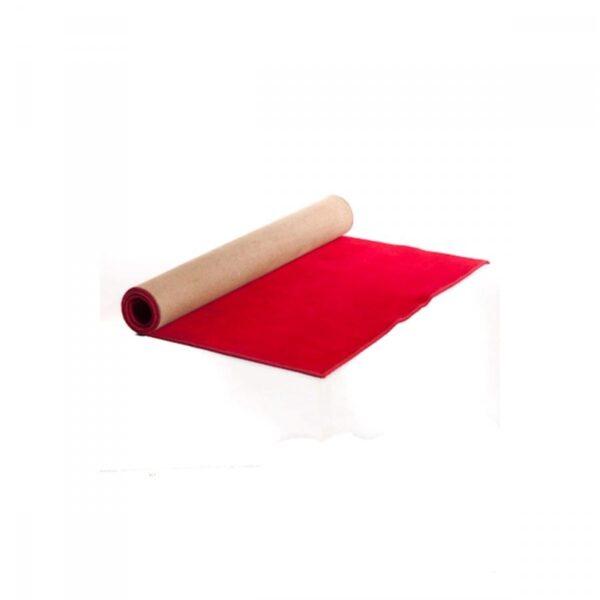 1 x red carpet (3m) CARPETSM