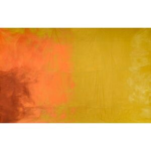 Lost City Orange Yellow Painted Backdrop BD-0213