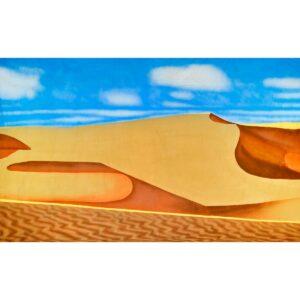 Arabian Desert Blue Sky BD-0685