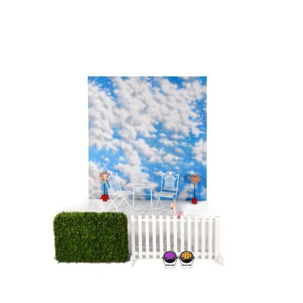Enchanted Garden Prop Package 01