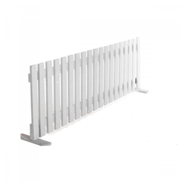 1 x Picket Fence White small PICFENCE