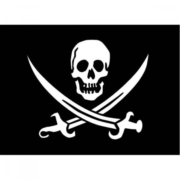 1 x Pirate Flag FLAGPIRA