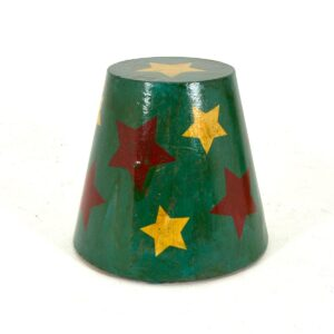 Vintage Circus - Conical Plinth
