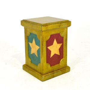 Vintage Circus - Rectangular Plinth