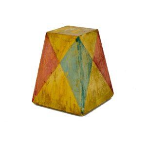 Vintage Circus - Trapezoid Plinth