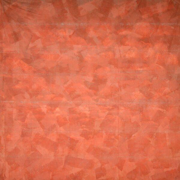 Mottled Orange Painted Backdrop BD-0470