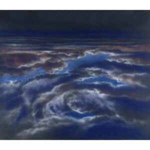 Storm Clouds Painted Backdrop BD-1023