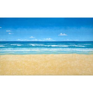 Perfect Beach Painted Backdrop BD-1034