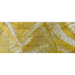 Golden Marble Painted Backdrop BD-1036