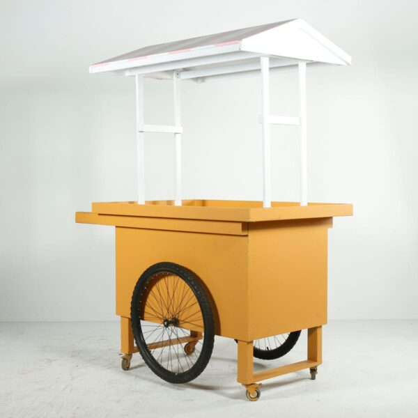 Cart 16 - Cart with Bicycle Wheels