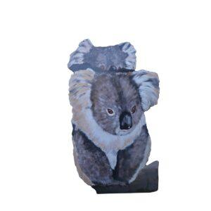 Cutout - Koala with Baby