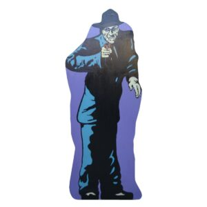 Cutout - Gangster in Blue Suit