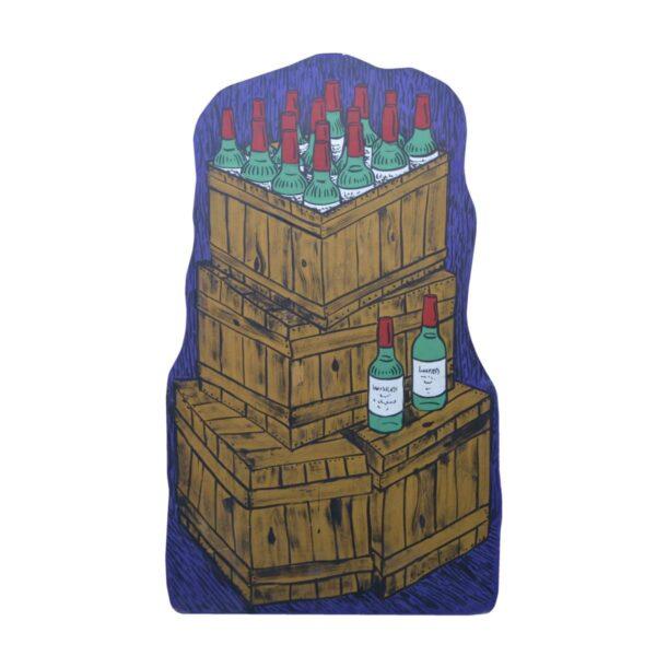 Cutout - Prohibition Booze