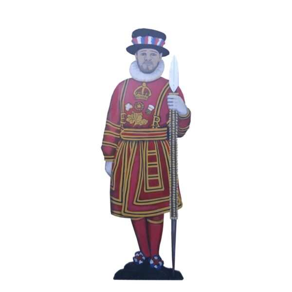 Cutout - Beefeater Right Spear