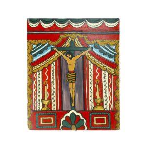 Cutout - Mexican Religious - Crucifixion